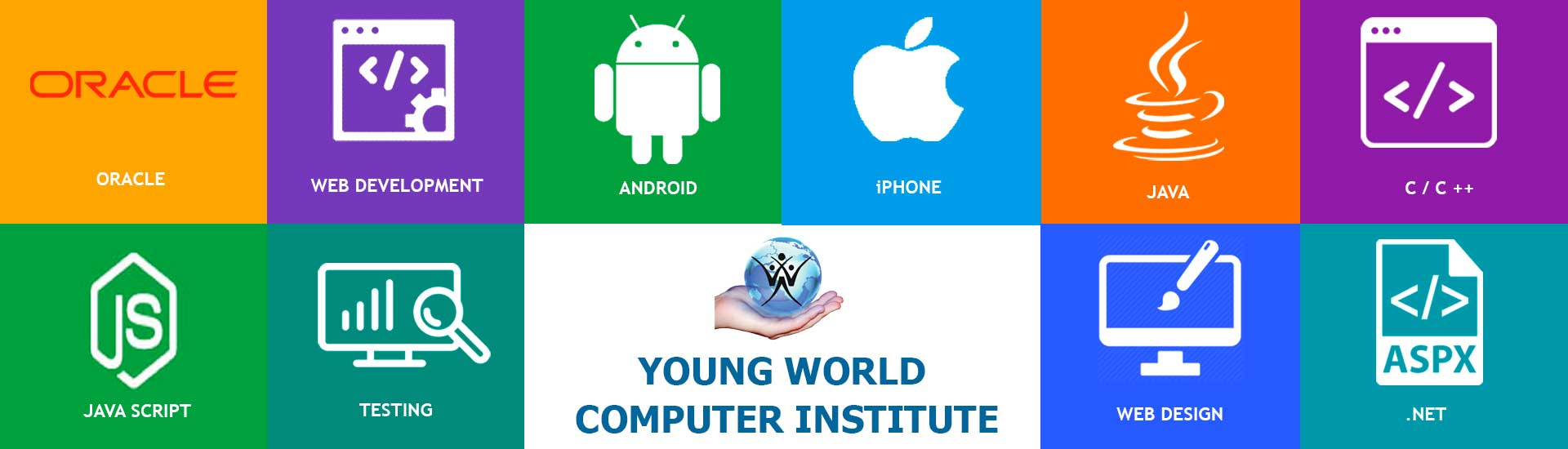 YOUNG WORLD COMPUTER INSTITUTE IN ANAND, GUJARAT, INDIA